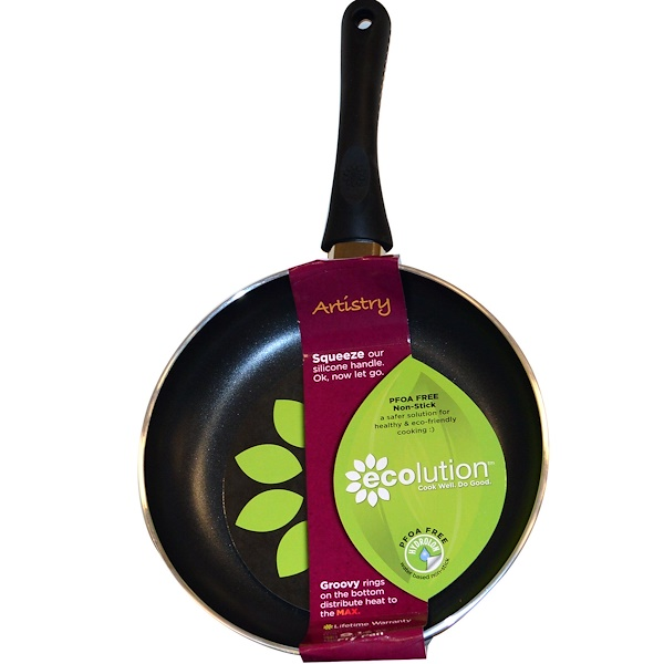 Ecolution, Artistry, Fry Pan, 9 ½ in, 1 Pan (Discontinued Item)