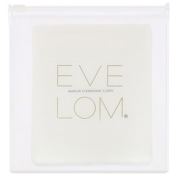 Eve Lom, Muslin Cleansing Cloth, 3 Cloths