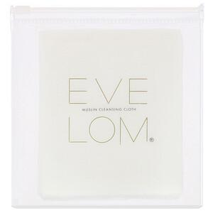 Eve Lom, Muslin Cleansing Cloth, 3 Cloths отзывы