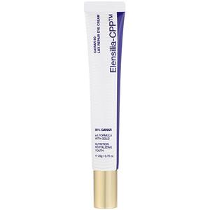 Elensilia, Elensilia-CPP, Caviar 80 Lux Repair Eye Cream, 0.70 oz (20 g) отзывы покупателей