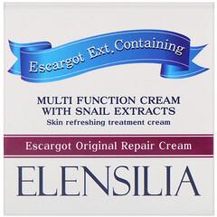 Elensilia, Escargot Original Repair Cream, 50 g
