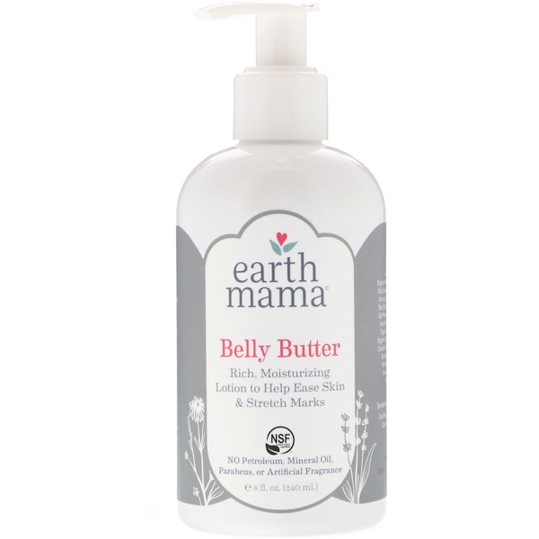 Earth Mama, Belly Butter, 8 fl oz (240 ml)