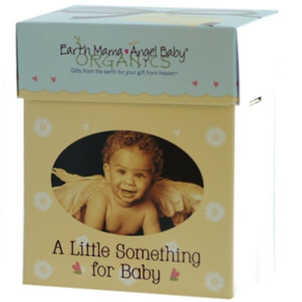 Earth Mama, Little Something for Baby, 3 Piece Gift Set (Discontinued Item)