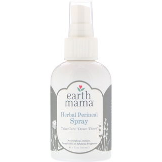 Earth Mama, Herbal Perineal Spray, 4 fl oz (120 ml)