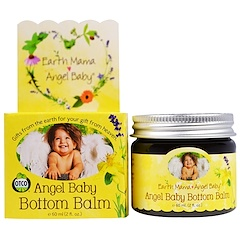 Earth Mama, Bottom Balm, 2 fl oz (60 ml)