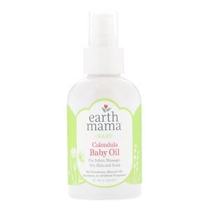 Ёрт Мама Энджел Бэби, Calendula Baby Oil, 4 fl oz (120 ml) отзывы покупателей