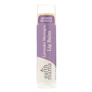 Earth Mama, Lavender Meringue Lip Balm, .15 oz (4 ml)