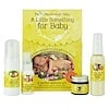 Earth Mama, A Little Something for Baby, 4 Piece Set
