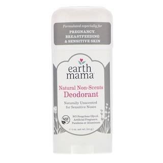 Earth Mama, Deodorant, Natural Non-Scents, 3 oz (85 g)