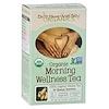 Earth Mama Angel Baby, Organic Morning Wellness Tea, Comforting Ginger Mint, Caffeine Free, 16 Tea Bags, 1.3 oz (37 g)