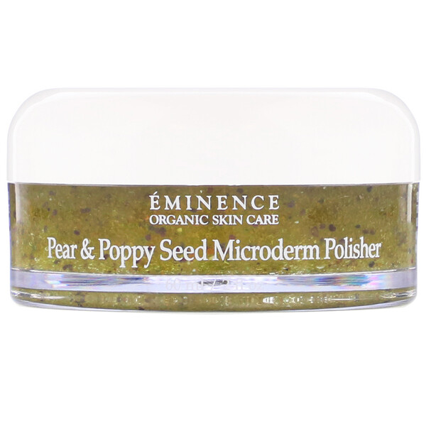 Pear & Poppy Seed Microderm Polisher, 2 fl oz (60 ml)