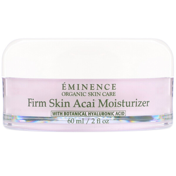 Firm Skin Acai Moisturizer, 2 fl oz (60 ml)