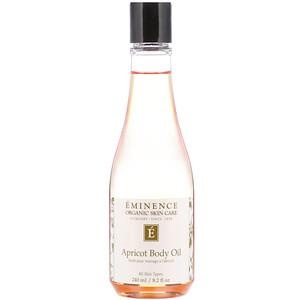 Eminence Organics, Apricot Body Oil, 8.2 fl oz (240 ml) отзывы