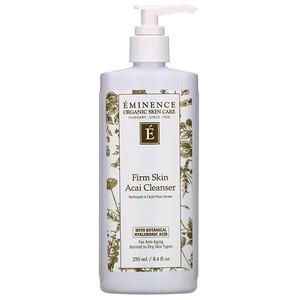 Eminence Organics, Firm Skin Acai Cleanser, 8.4 fl oz (250 ml) отзывы