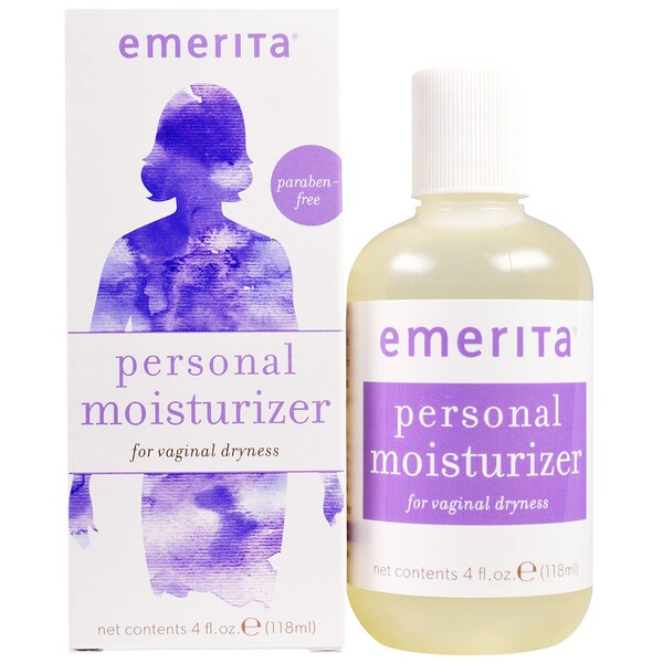 Emerita, Hidratante personal, 4 oz líquidas (118 ml)