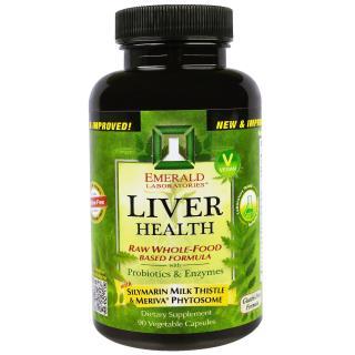 Emerald Laboratories, Liver Health, 90 Veggie Caps
