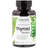 Здоровье щитовидной железы, 60 вегетарианских капсул - фото