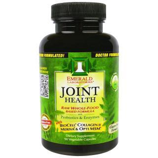 Emerald Laboratories, Joint Health, 90 Veggie Caps