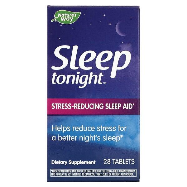Sleep Tonight!, 28 tabletas
