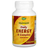 Nature's Way, Fatigued to Fantastic!, Daily Energy B Complex, 120 Veg Capsules