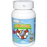 Отзывы о Enzymatic Therapy, Sea Buddies, Защита иммунитета, 60 жевательных таблеток с черникой