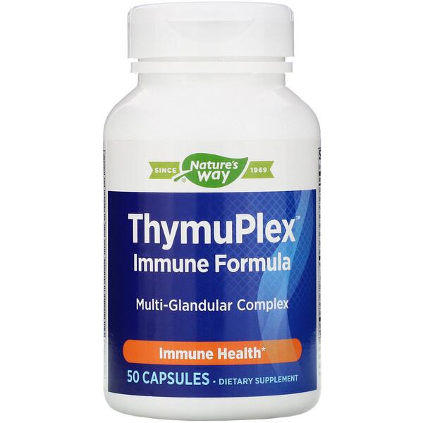 ThymuPlex, Immune Formula, 50 Capsules