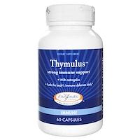 Пищевая добавка Thymulus, мощная поддержка иммунитета, 60 капсул - фото