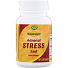 Nature's Way, Fatigued to Fantastic!, Adrenal Stress End, 60 Kapseln