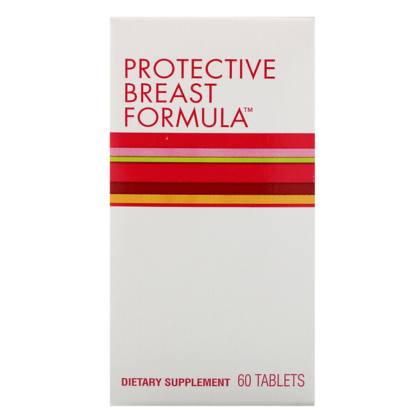Protective Breast Formula, 60 Tablets