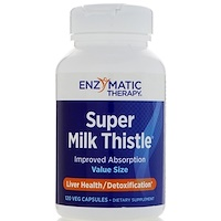 Super Milk Thistle, 120 веганских капсул - фото