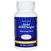 Adrenergize Травяной, 60 овощных капсул - фото