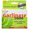 Enzymatic Therapy, Garlinase 5000, 100 Enteric-Coated Tablets
