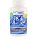 DGL Ultra, без сахара, со вкусом немецкого шоколада, 90 жевательных таблеток - изображение