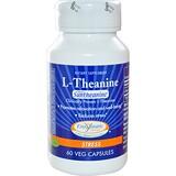 Отзывы о Enzymatic Therapy, L-Тианин, Стресс 60 овощных капсул
