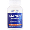 Enzymatic Therapy, Saventaro Cat's Claw, 90 Veg Capsules