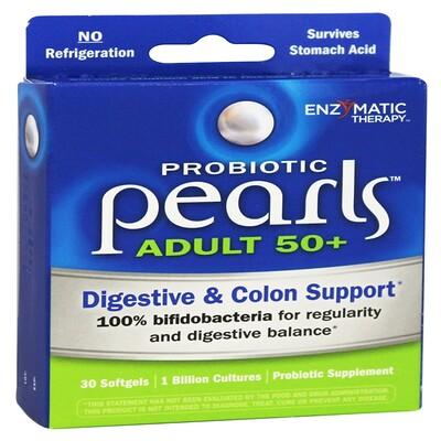 Пробиотик Pearls для взрослых 50+, 30 капсул