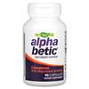 Nature's Way,  Canela con magnesio y biotina Alpha Betic, 90 cápsulas