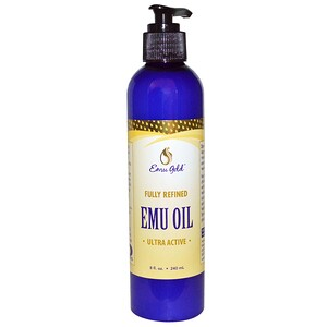 Эму Голд, Emu Oil, Ultra Active, 8 fl oz (240 ml) отзывы покупателей