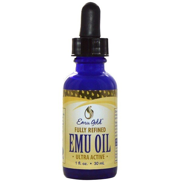 :Emu Gold, Emu Oil, 1 fl oz (30 ml)