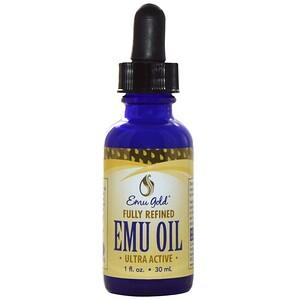 Эму Голд, Emu Oil, 1 fl oz (30 ml) отзывы покупателей