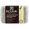 Eclair Naturals, 手作りソープ、オートミール・ミント、6オンス (170 g)