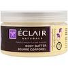 Eclair Naturals, ボディバター、フレンチラベンダー、4オンス (113 g)