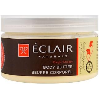 Eclair Naturals, Body Butter, Mango,  4 oz (113 g)