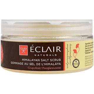 Eclair Naturals, Exfoliante de Sal del Himalaya, Pomelo, 9 oz (255 g)