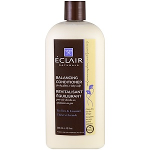 Эклэр Нэчуралс, Balancing Conditioner, Tea Tree & Lavender , 12 fl oz (355 ml) отзывы