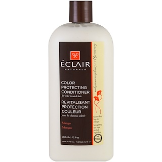 Eclair Naturals, Color Protecting Conditioner, Mango, 12 fl oz (355 ml)