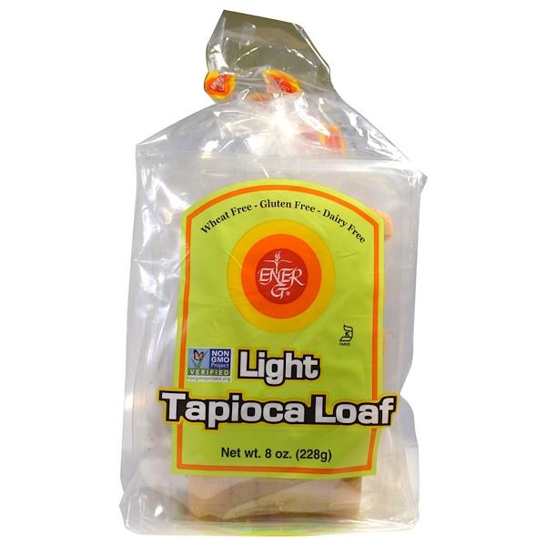 Ener-G Foods, ライト・タピオカ・ローフ, 228 g (Discontinued Item)