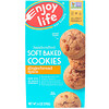 Enjoy Life Foods, Soft Baked Cookies, Gingerbread Spice, 6 oz (170 g)