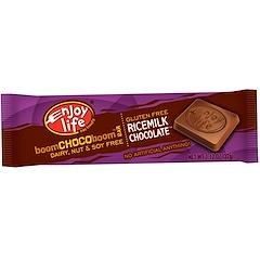 Enjoy Life Foods, Шоколадный батончик с рисовым молоком, 1,12 унции ( 32 г)