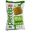 Enjoy Life Foods, Plentils,Lentil Chips, Dill & Sour Cream Flavor, 4 oz (113 g)